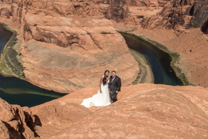 Horseshoe Bend Elopement Packages