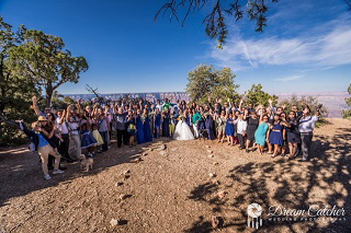 Grand Canyon SR Shoshone Point Wedding location RS