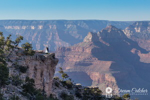 Grand Canyon South Rim Shoshone Point Wedding Location RS