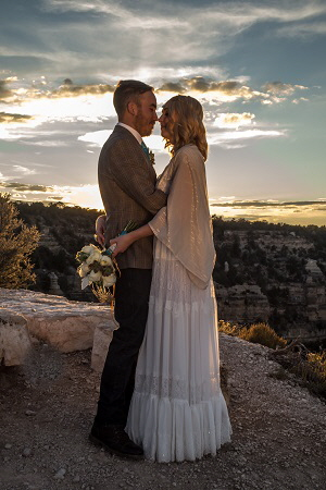 Grand Canyon Wedding North Rim