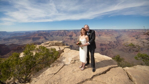 Grand Canyon North Rim Wedding location