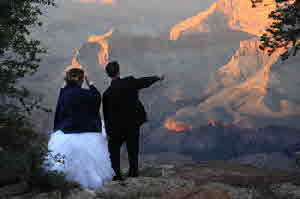 South Rim Grand Canyon Weddings