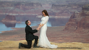 Tower Butte Engagement