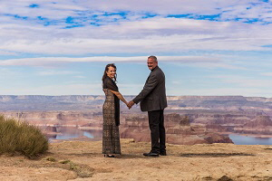 Tower Butte Wedding Photography